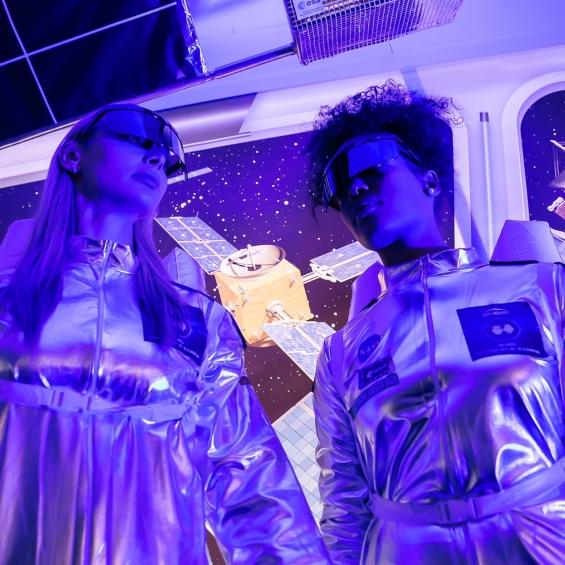 Fiesta Engie 2020 Odisea en el Espacio