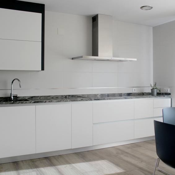 Diseño de cocina para vivienda