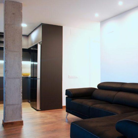 Reforma de apartamento en Ávila